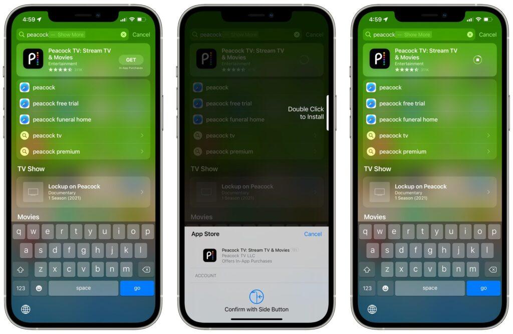 come usare Spotlight su iOS 15 app