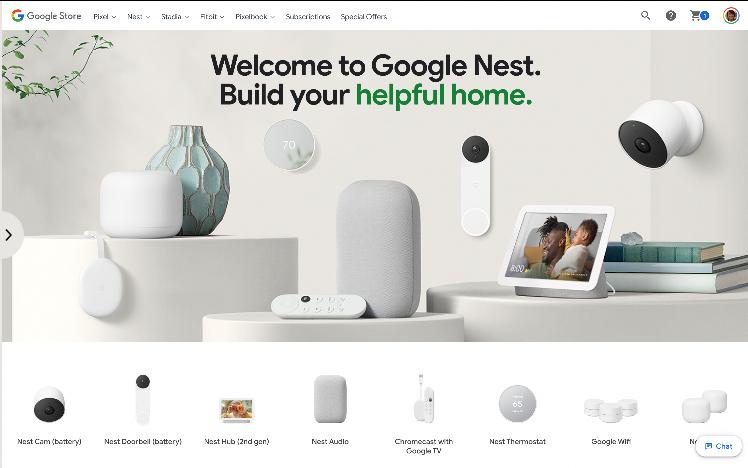 google nest cam doorbell leak novità