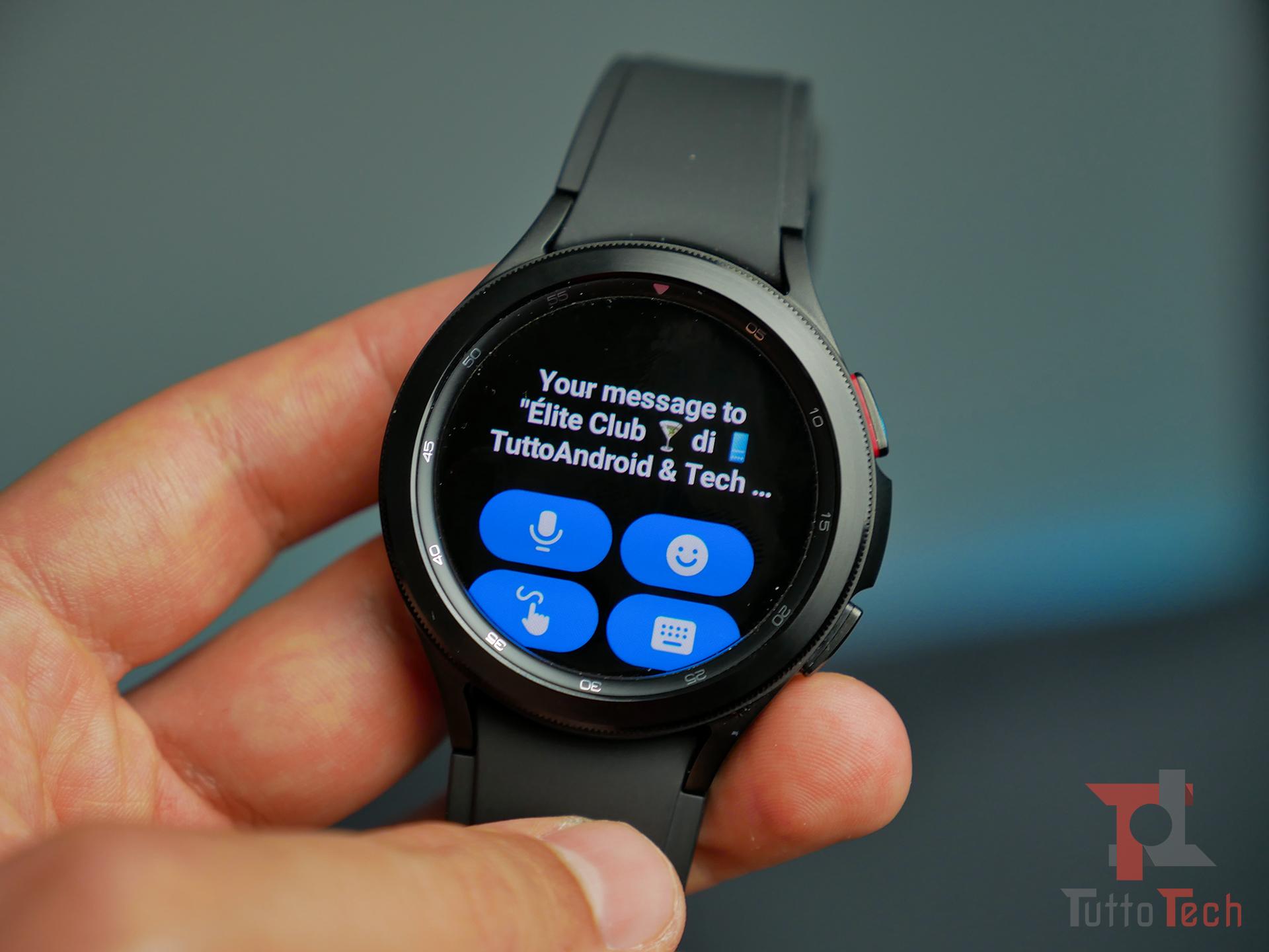 Recensione Samsung Galaxy Watch4 (Classic): nuovi sensori e nuovo OS, sorprende! 7