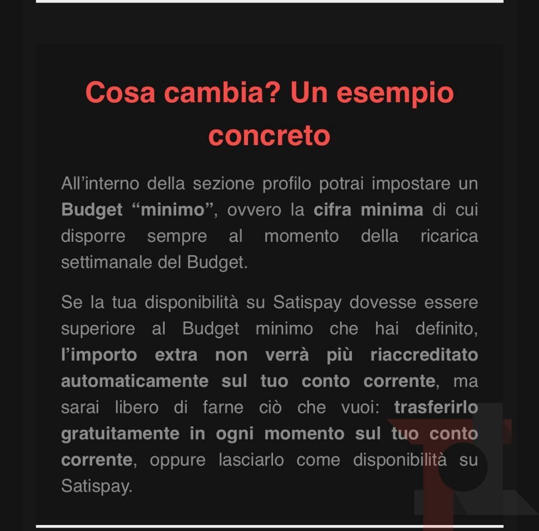 Satispay aiuta gli utenti a gestire il Budget in modo più smart 1