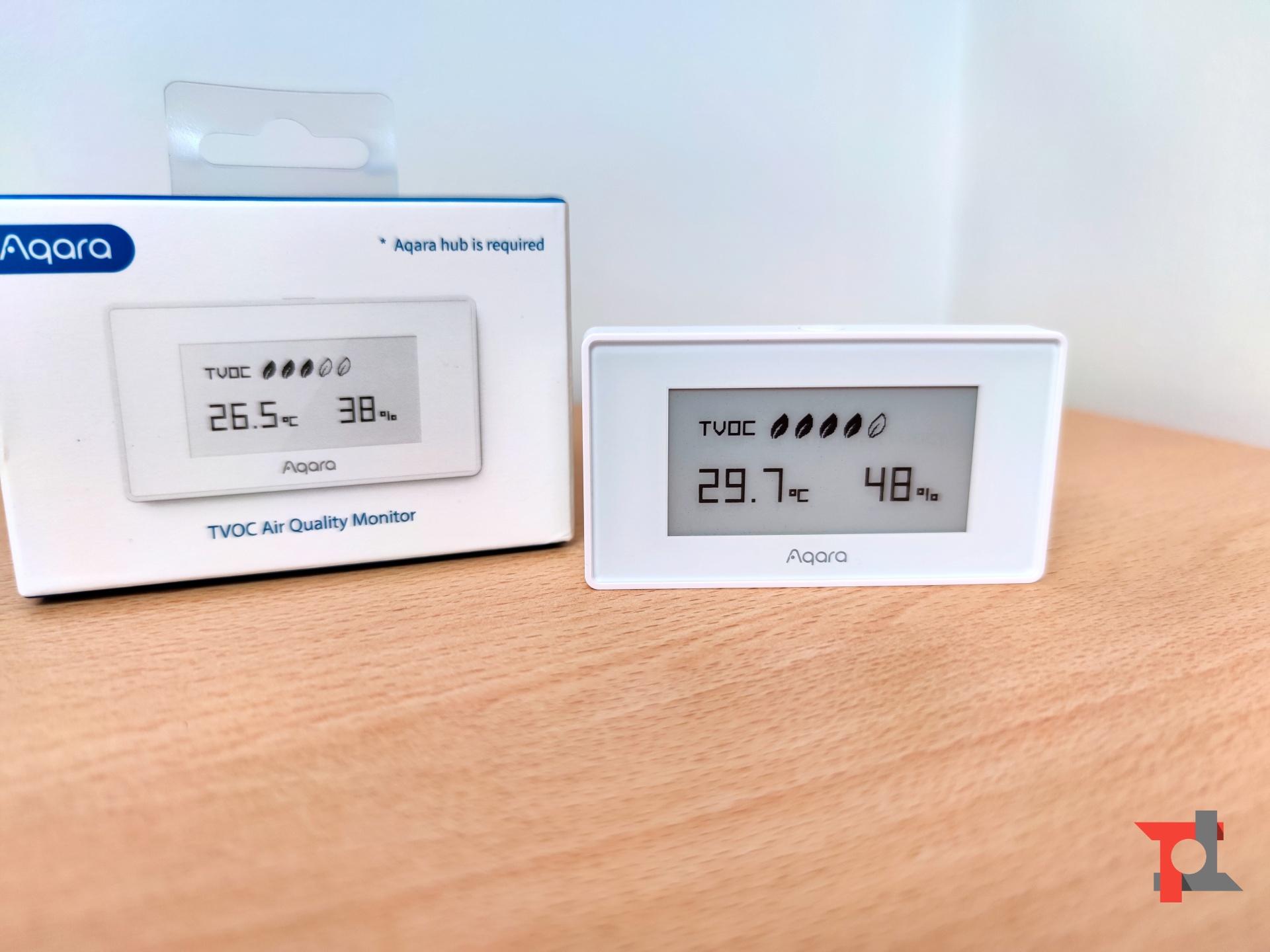 Recensione Aqara Camera Hub G2H e TVOC Air Quality Monitor, la smart home è ancora più semplice 8