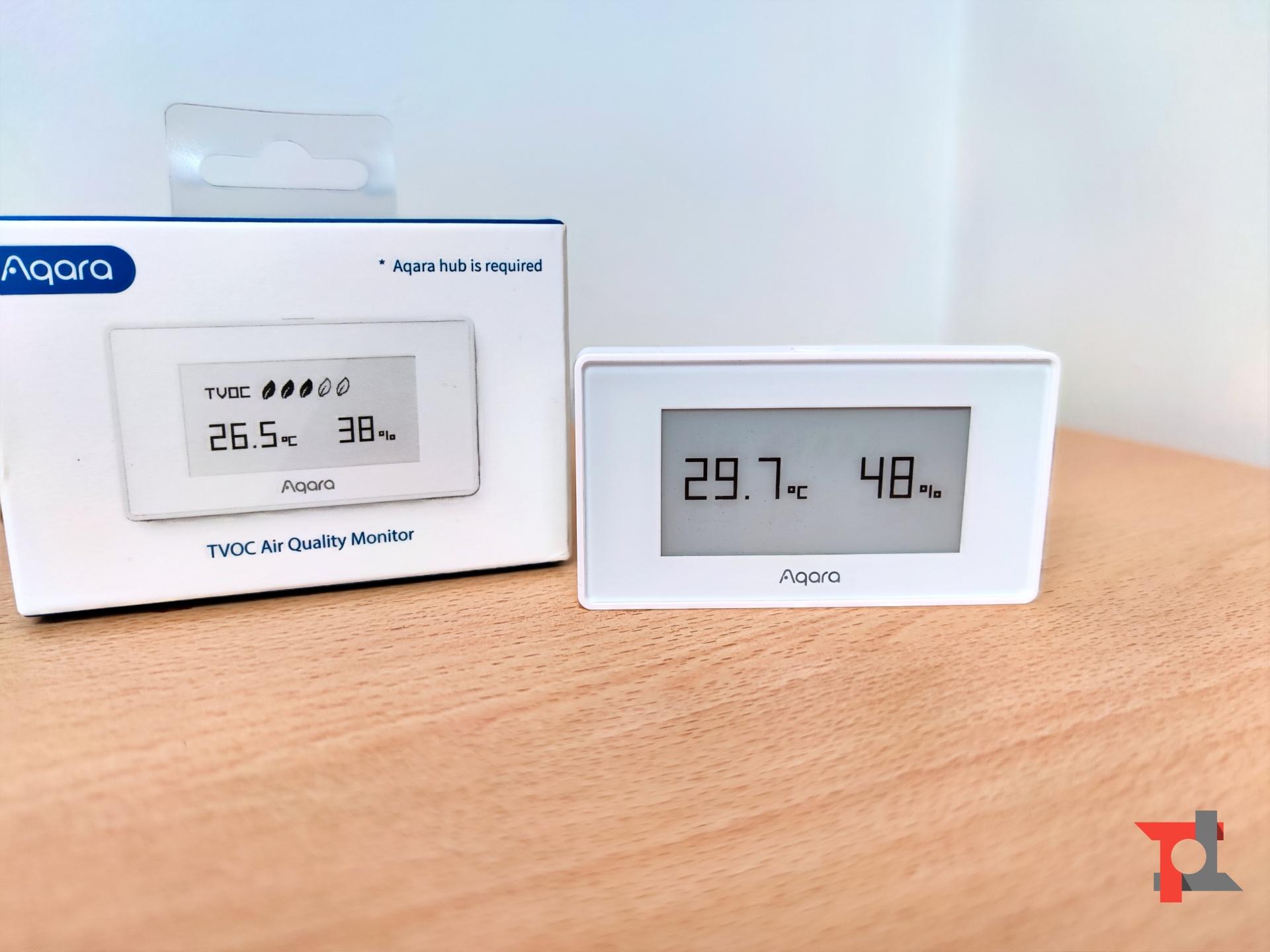 Recensione Aqara Camera Hub G2H e TVOC Air Quality Monitor, la smart home è ancora più semplice 10
