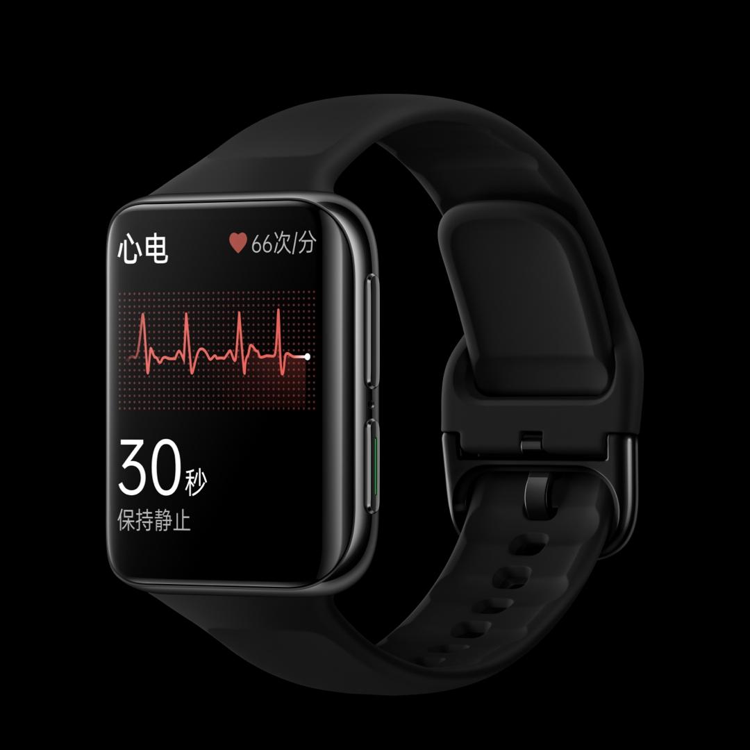 OPPO Watch 2 ECG Edition si mostra nei primi render di ottima qualità 1