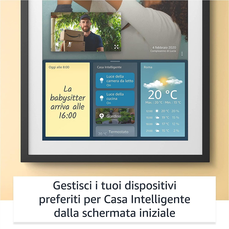 Amazon presenta Echo Show 15, un nuovo dispositivo da parete per organizzare la famiglia 3