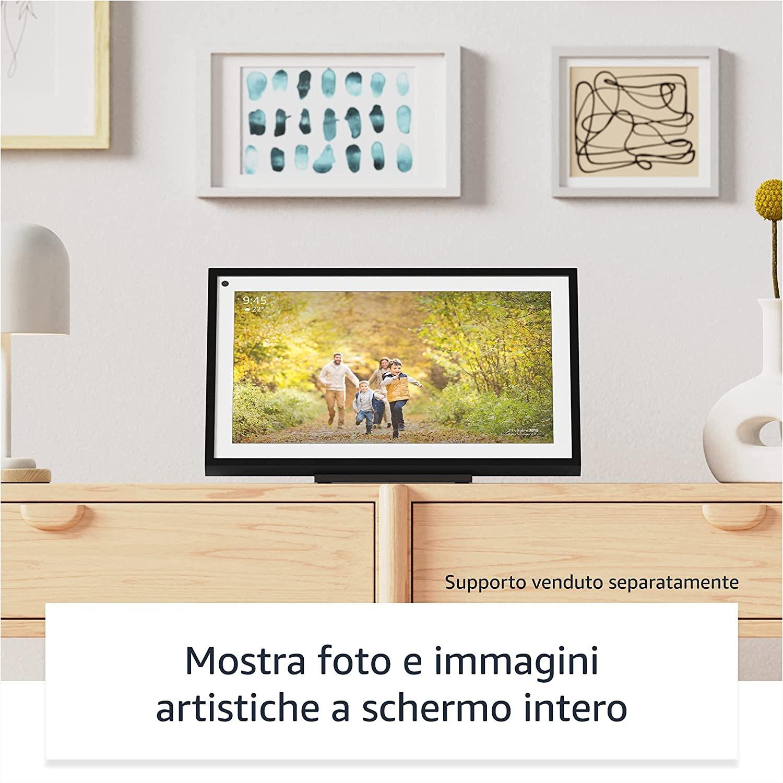 Amazon presenta Echo Show 15, un nuovo dispositivo da parete per organizzare la famiglia 4