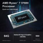 Questo mini PC Beelink GTR con CPU Ryzen 7 è in offerta su Amazon con un codice sconto 7