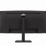HP M34d WQHD Curved Monitor