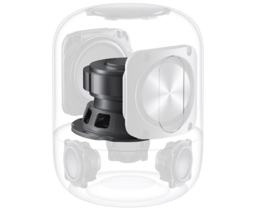 Lo speaker Huawei Sound SE è ufficiale con supporto DLNA/QPlay 1