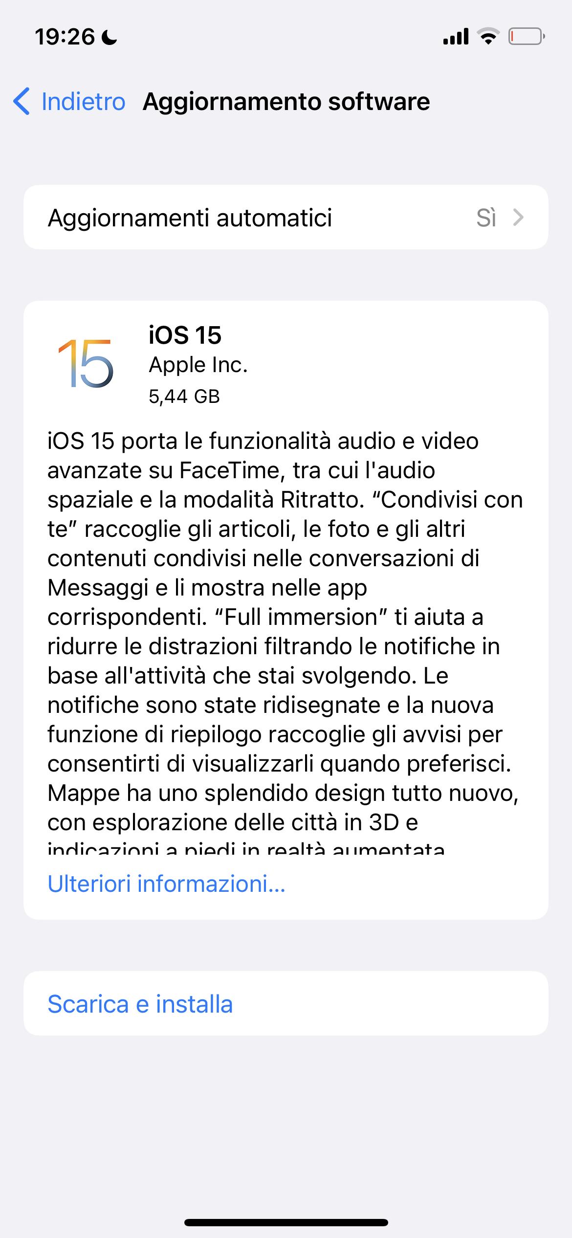 Apple rilascia la versione definitiva di iOS 15: come installarlo e dispositivi compatibili 1