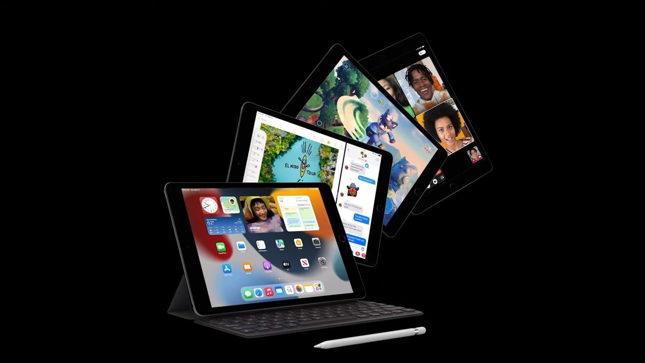 Apple lancia iPad 9 e iPad Mini 6 per accontentare tutti 1