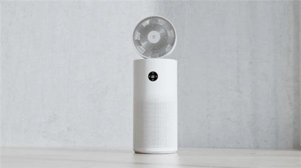Mijia circulating air purifier