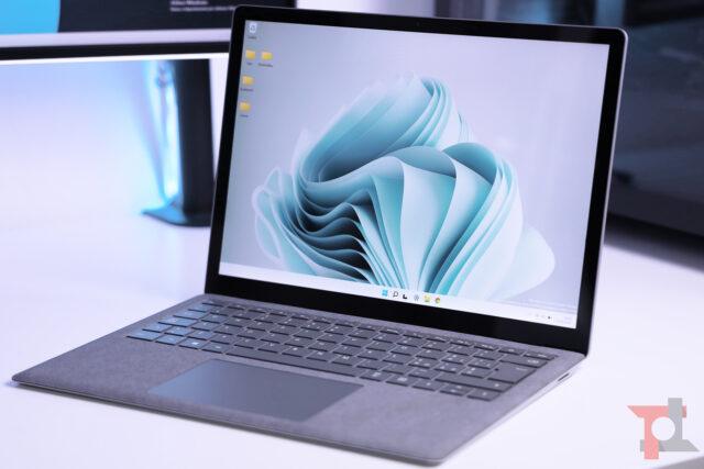 Surface Laptop 4 Windows 11