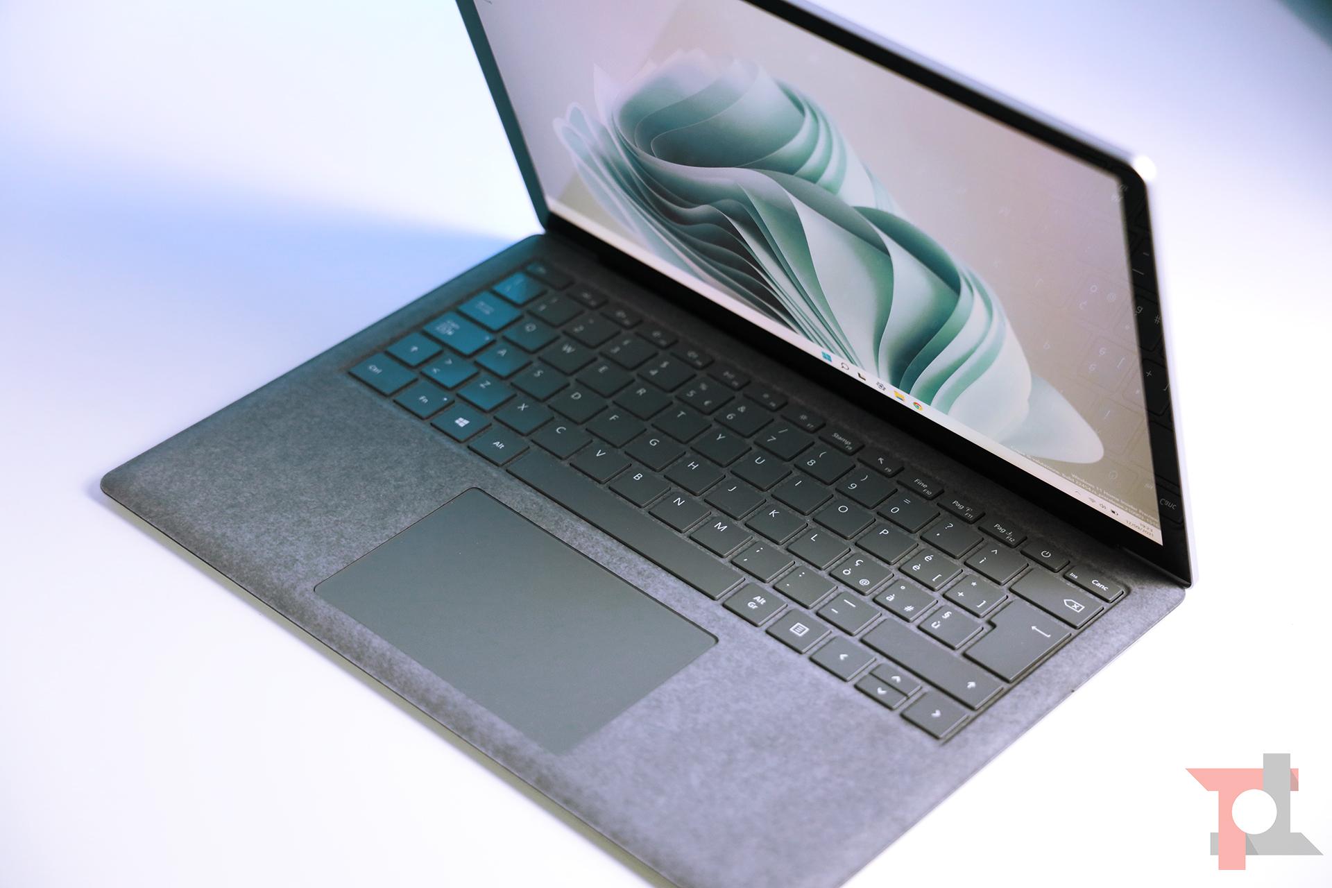 Surface Laptop 4 Windows 11 prestazioni