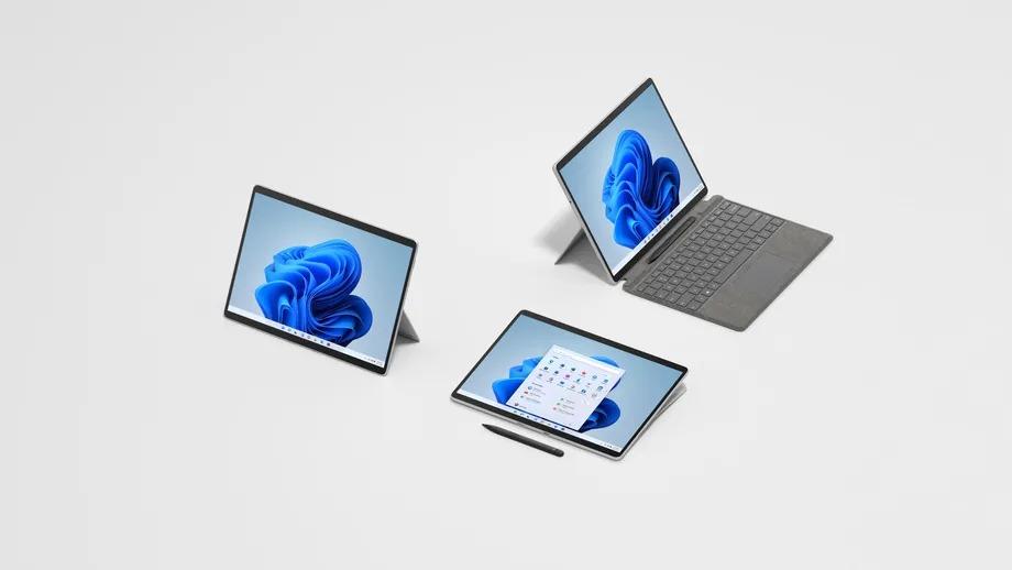 Microsoft annuncia Surface Pro 8 con schermo da 13 pollici a 120 Hz e porte Thunderbolt 4 2