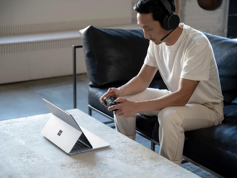 Si chiama Surface Laptop Studio il nuovo notebook di fascia Premium di Microsoft 2