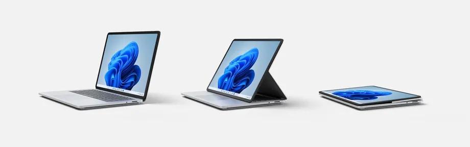 Si chiama Surface Laptop Studio il nuovo notebook di fascia Premium di Microsoft 1