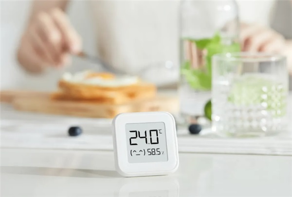 Xiaomi electronic thermometer hygrometer