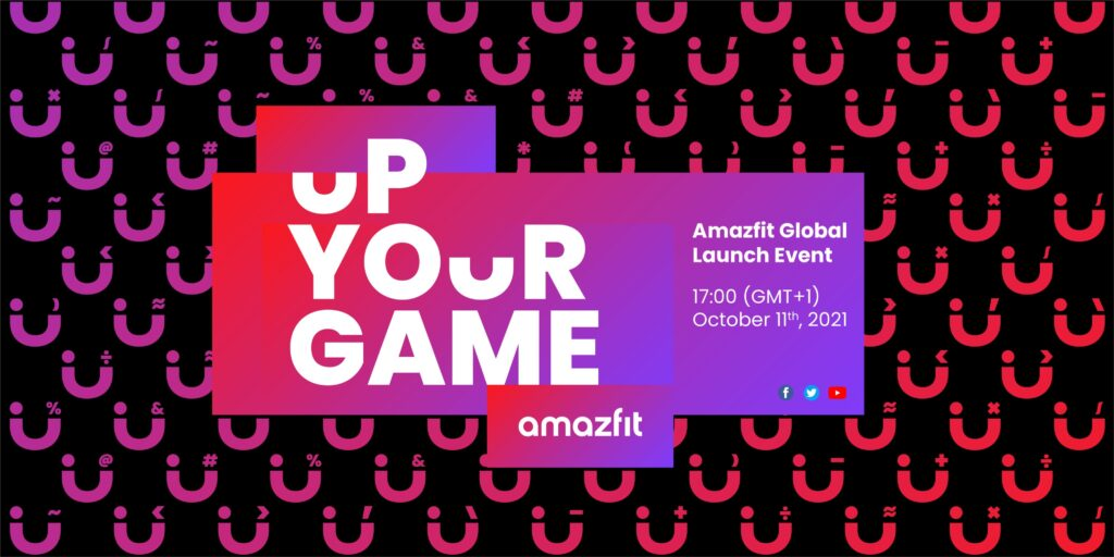 amazfit gts gtr 3 11 ottobre lancio globale
