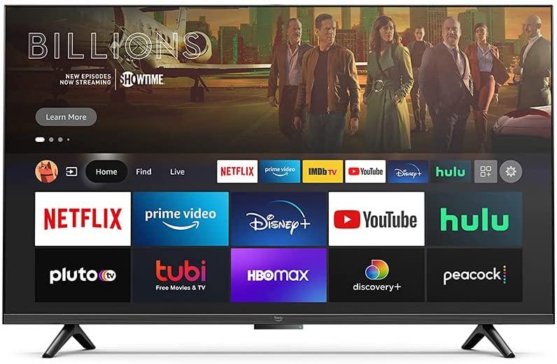 amazon fire tv omni series 4-series ufficiale specifiche prezzo