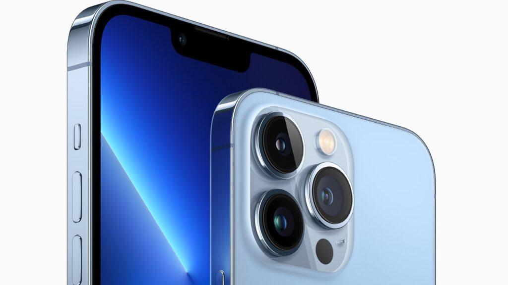 apple iphone 13 pro copertina