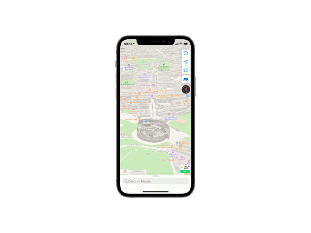 apple maps italia novità 2021