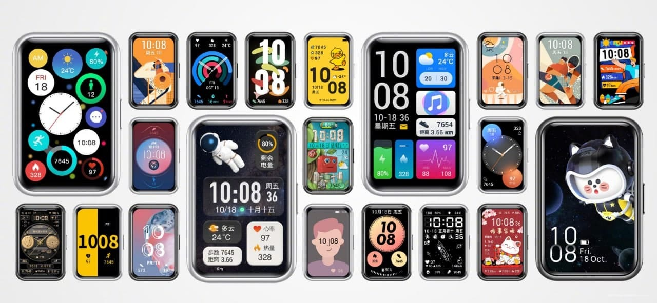 Huawei presenta Watch Fit New e Freelace Lite a prezzi molto interessanti 1