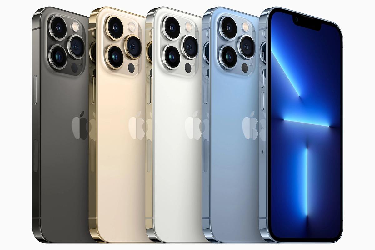 iPhone 13 Pro e 13 Pro Max ufficiali: schermi a 120 Hz, grandi batterie e fotocamere al top 1