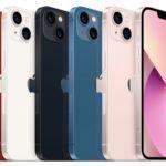 iPhone 13 colori