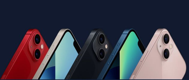 iphone 13 all color