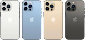 iphone 13 colorazioni