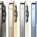 iphone 13 pro close-up