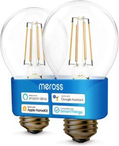 meross Lampadina Intelligente Wifi LED Dimmerabile