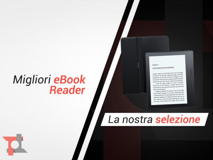 migliori ebook reader