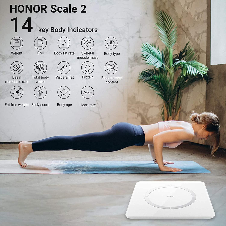 HONOR Band 6 e HONOR Scale 2 in offerta su Amazon a prezzi invitanti 2