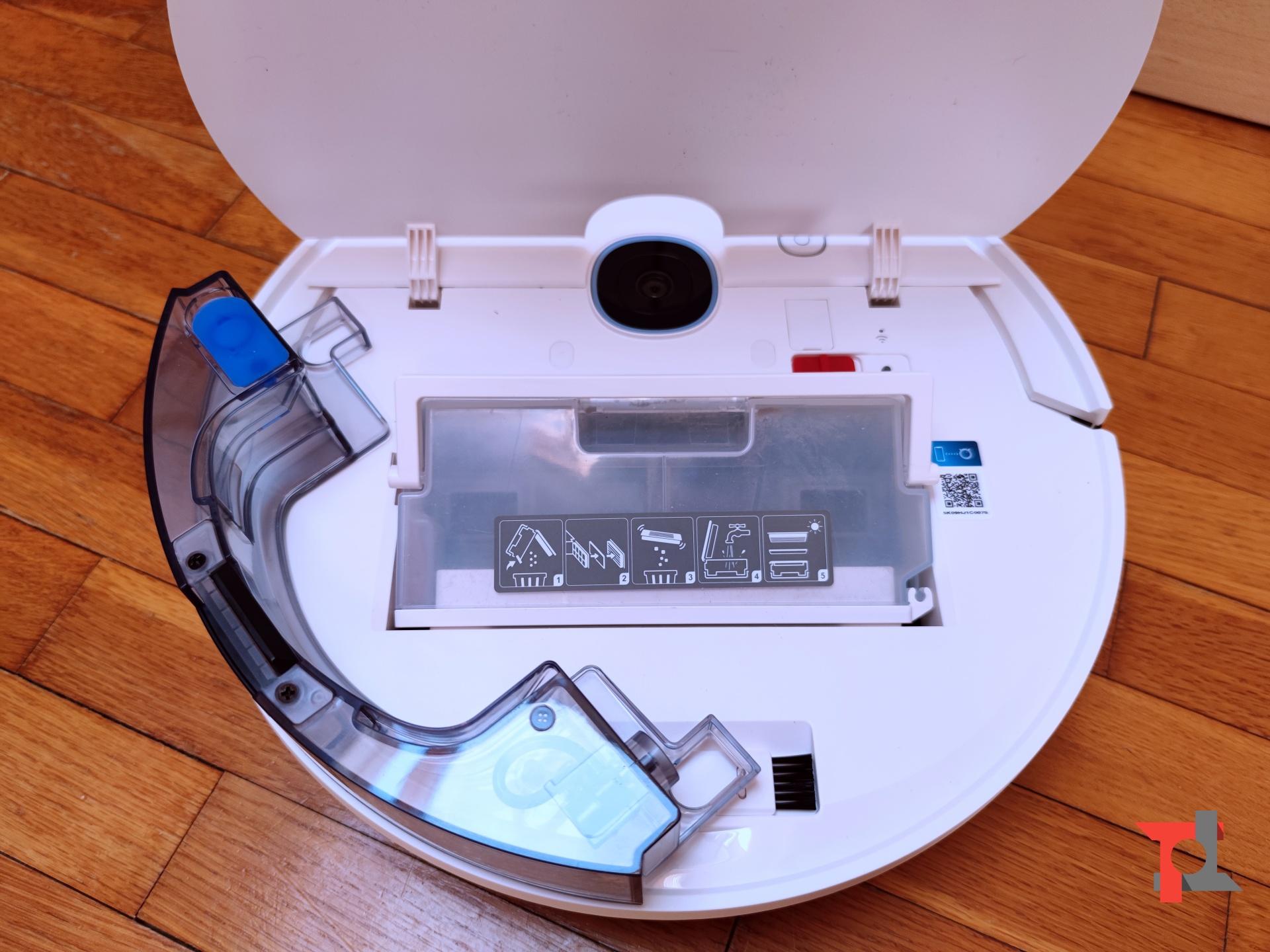 Recensione yeedi vac max, aspirapolvere robot dalla grande forza aspirante 4