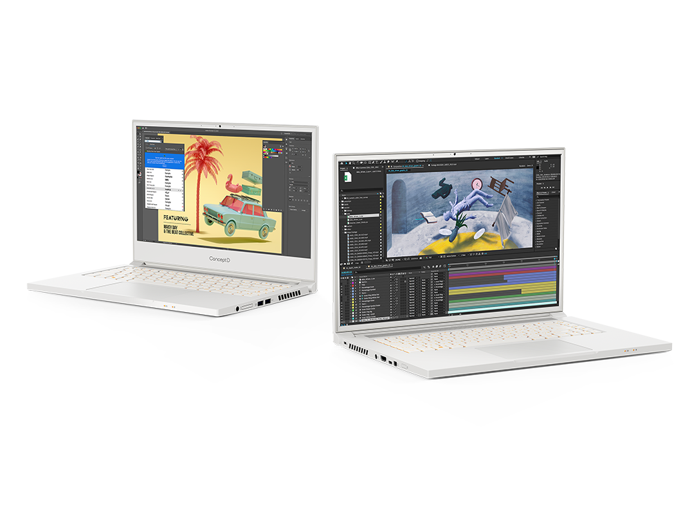 Acer presenta nuovi notebook e desktop per gamer e creator, ma non solo 9