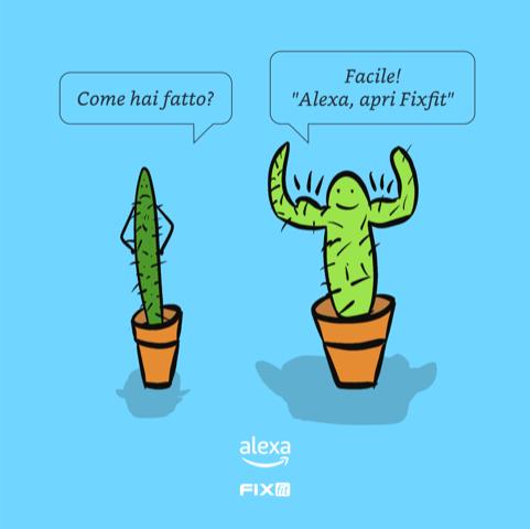 amazon alexa fixfit