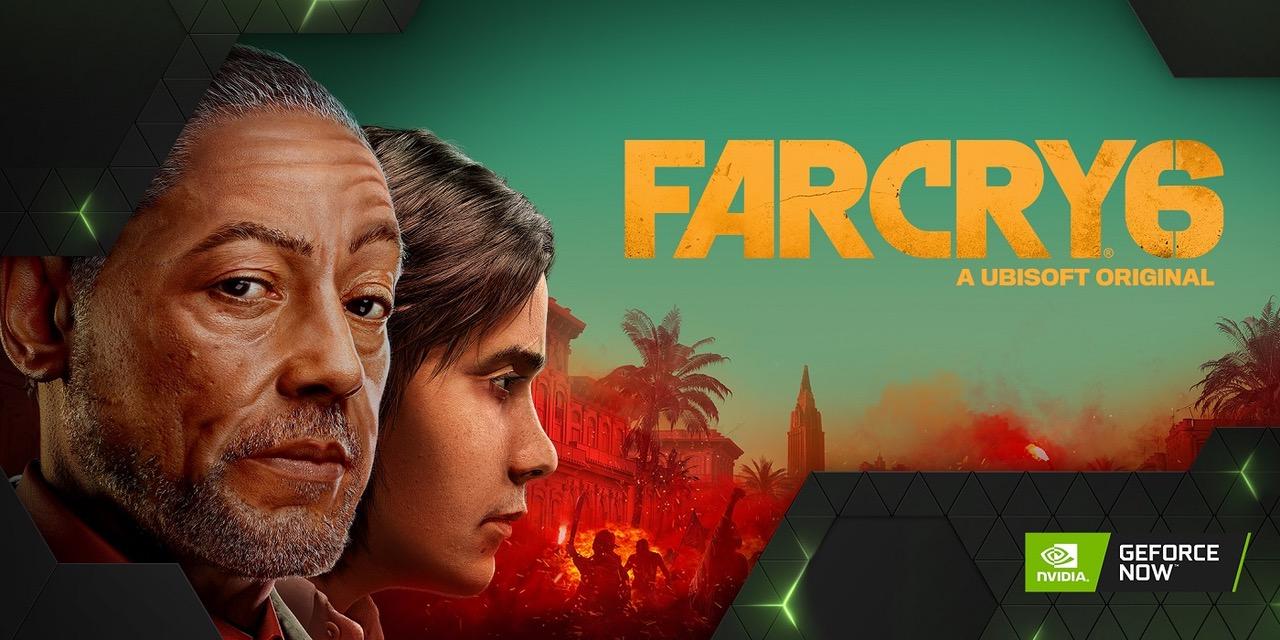 Far Cry 6, Riders Republic e altri titoli in arrivo su GeForce Now 1