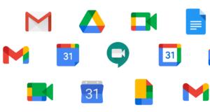 Google Calendar Workspace logo