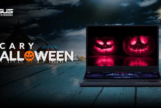 asus scary halloween 2 novembre 2021 offerte
