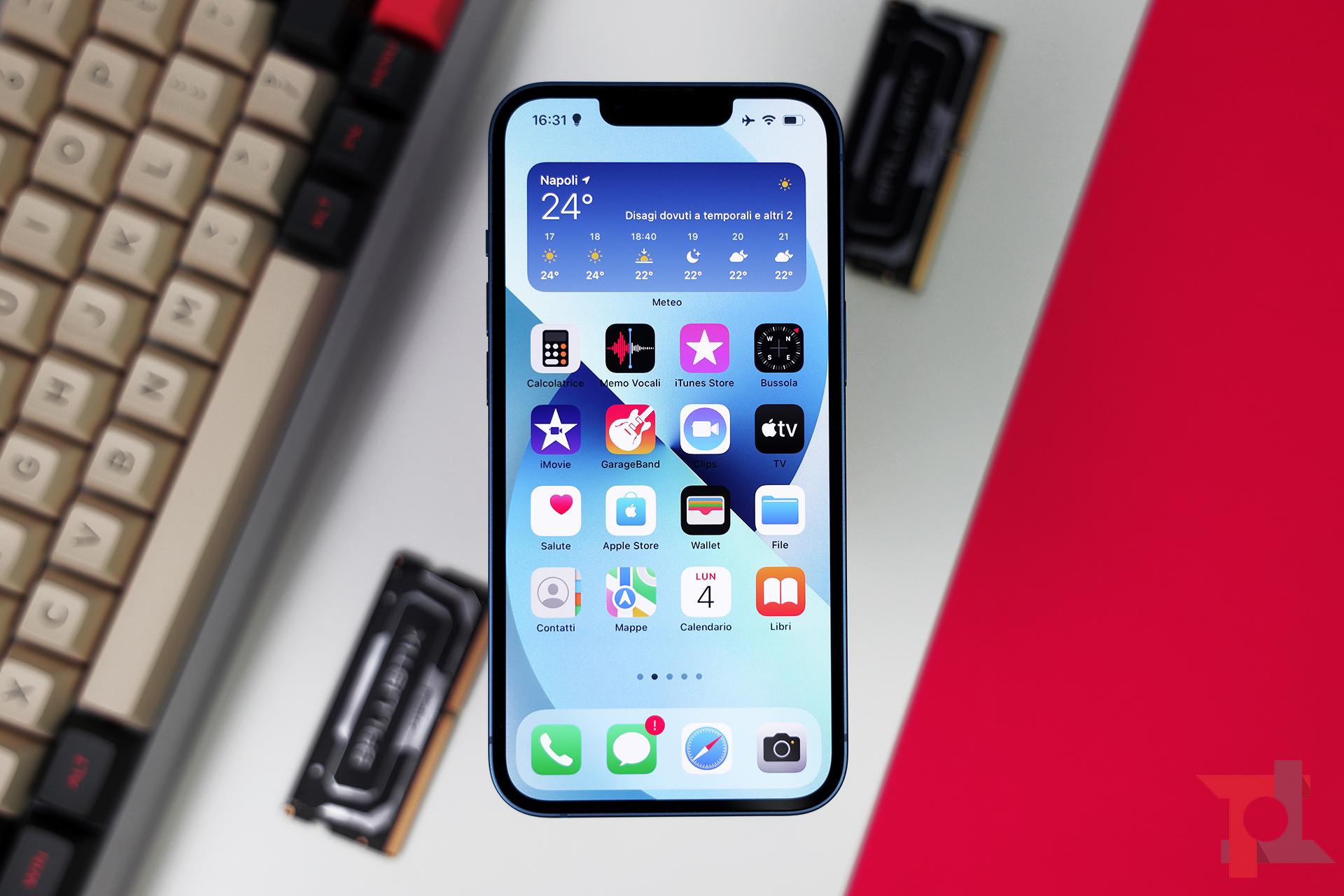 iphone 13 prestazioni