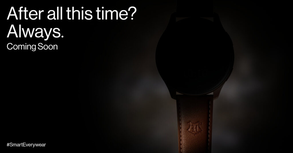 oneplus watch harry potter teaser ufficiale
