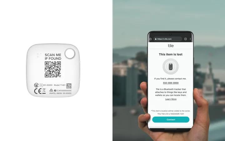tile mate pro slim sticker ultra ufficiali 2021